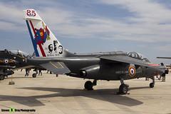 E26 705-ND - E26 - French Air Force - Dassault-Dornier Alpha Jet E - Luqa Malta 2017 - 170923 - Steven Gray - IMG_0540