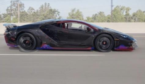 Lamborghini Centenario- overlay