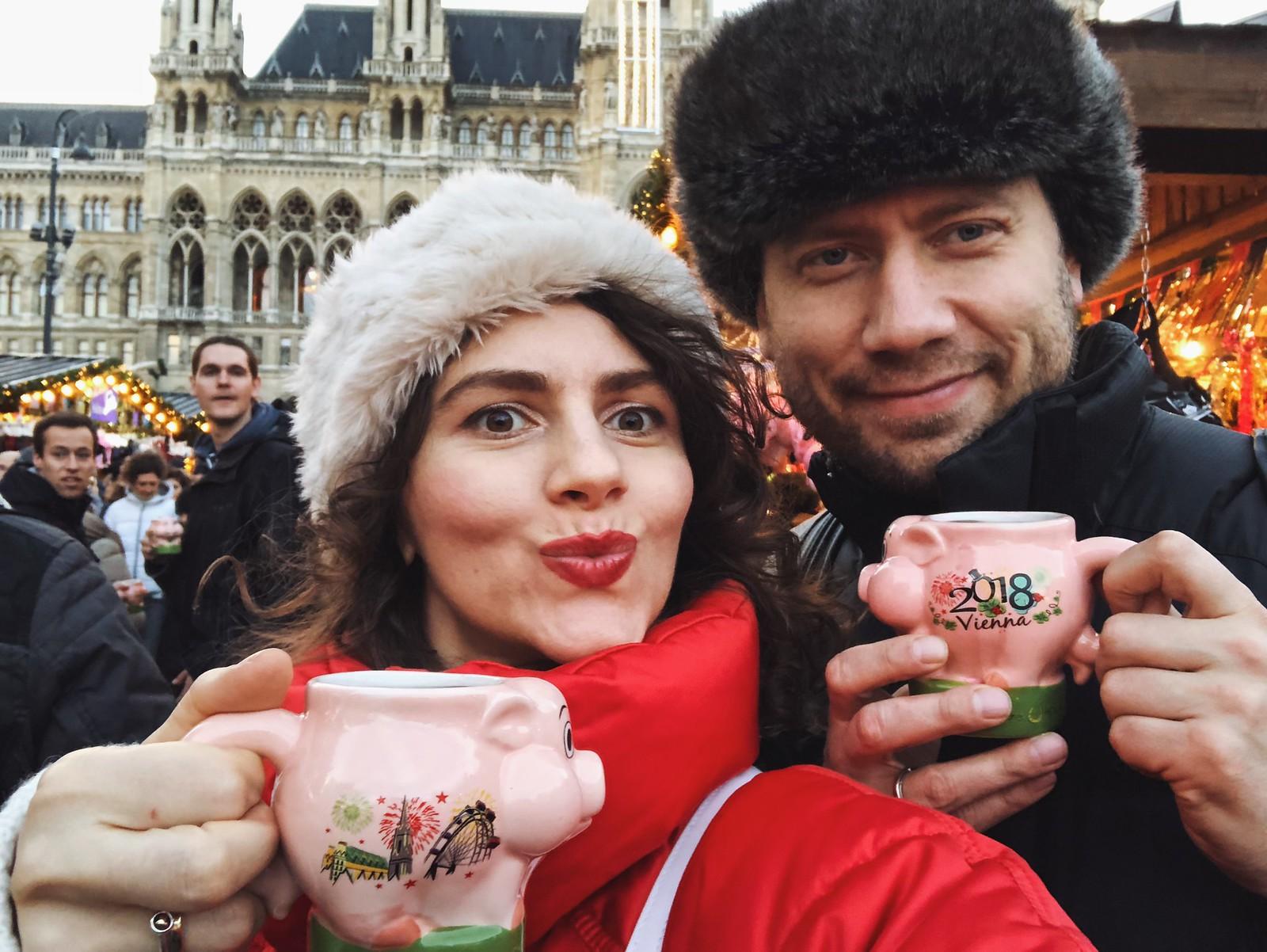 новый год в Вене 31 декабря