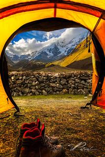 Salkantay - A Montanha Selvagem.