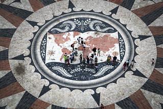 Obrázek Monument to the Discoveries. rosecompass lisboa lisbona canon eos6d 24105mm portugal portogallo lisbon