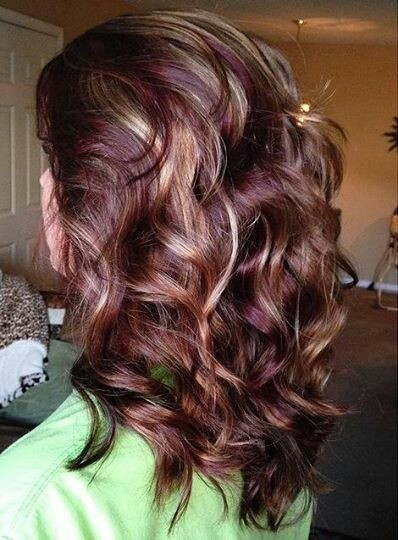Exclusive Burgundy Hair Color Ideas For Alluring Tresses