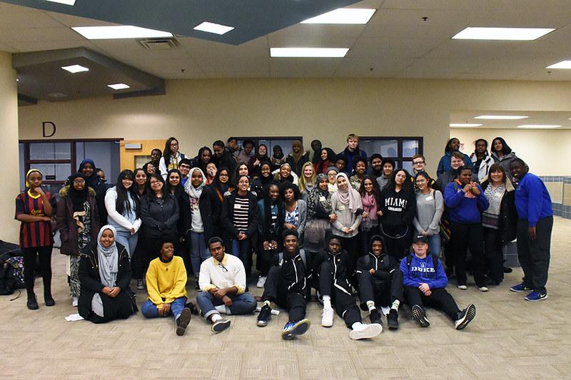 Building Community at BHS - Feb. 5