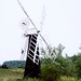 Wind pump at St. Olaves, Norfolk, 8th August 1992
