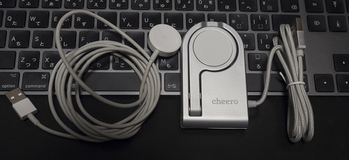 cheero Charging Dock for Apple Watch_05