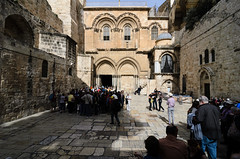 Church of the Holy Sepulchre, Jerusalem, Israel