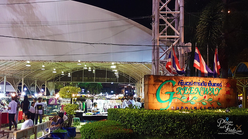 greenway night market