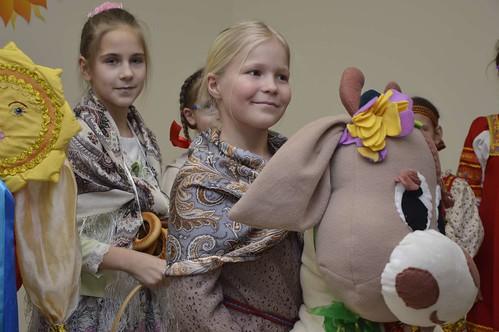 «Святоозерская» воскресная школа начинает свою работу