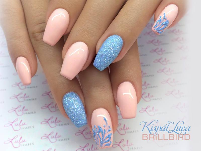 Top 40 rocking party nail art ideas 2018 look hairstyles 19 art affair attach art with fimo adobe are alone a few examples of the styles that are trending these days patterned and checky attach art designs are prinsesfo Image collections