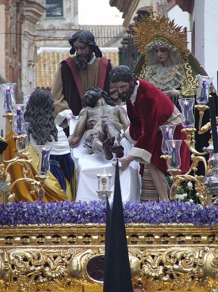 Real Hermandad del Santo Entierro de Cristo Nuestro Señor y María Santísima de la Soledad.