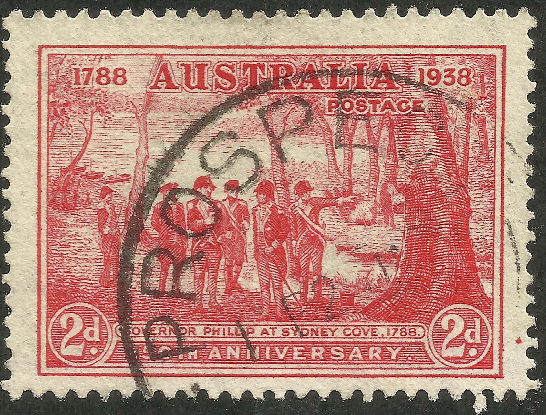 Australia - Scott #163 (1937)