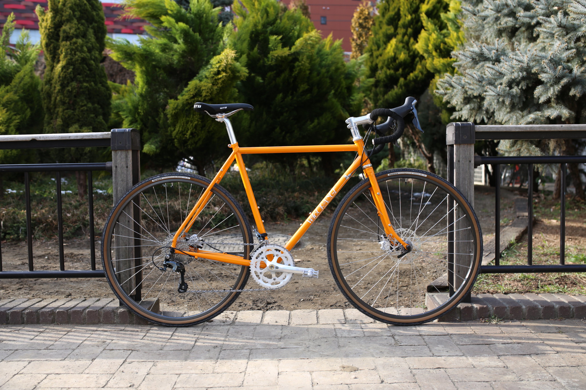 *VELO ORANGE* pass hunter disc(55)