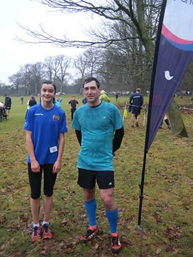 Camperdown parkrun 300th - first finishers