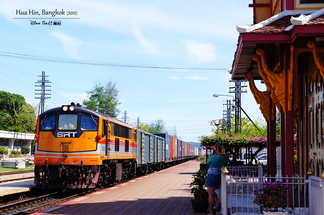 2015 Hua Hin Day 2- Hua Hin Railway Station 02