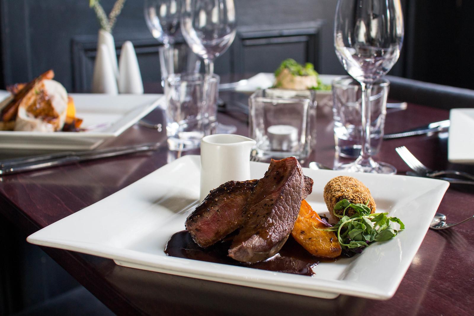 10 Reasons to Love Edinburgh This Valentine's Day No 11 Brunswick Street Fine Dining Food Travel Lifestyle Blogger UK