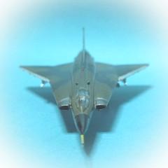 サーブJ35F ドラケン  (タミヤ ミニジェット機シリーズ)