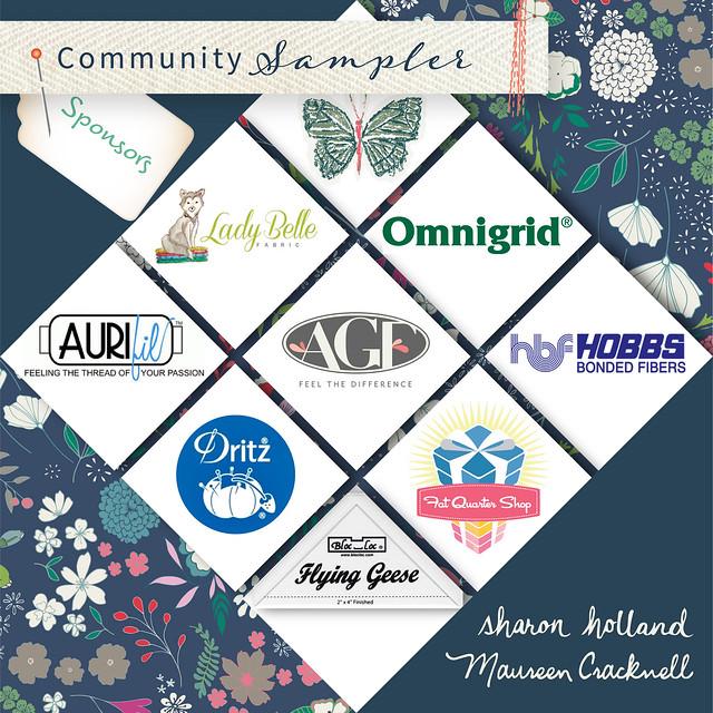 Community Sampler Sponsors