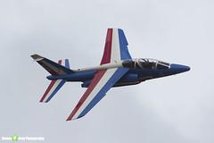 E88 6 F-TELL - E88 - Patrouille de France - French Air Force - Dassault-Dornier Alpha Jet E - Duxford - 130908 - Steven Gray -IMG_9764