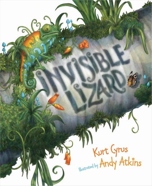 Invisible Lizard cover