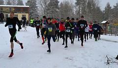 Ve sněhu se v Radíkově vedlo nejlépe Dvořákovi a Losertové