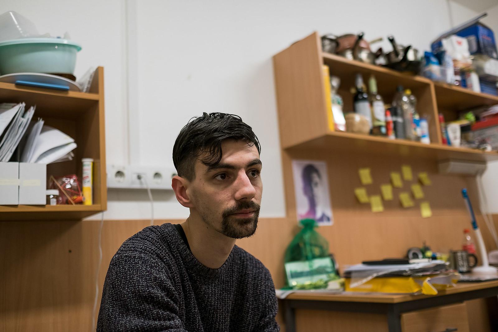 Horváth Marin | Fotó: Magócsi Márton