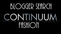 Continuum Fashion BLOGGER SEARCH