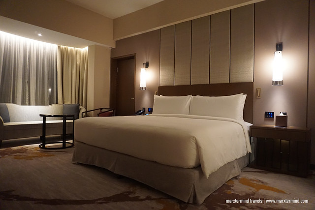 King One-Bedroom Suite at Hilton Kota Kinabalu