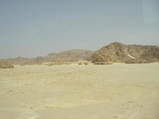 Sinai und Petra in Jordanien