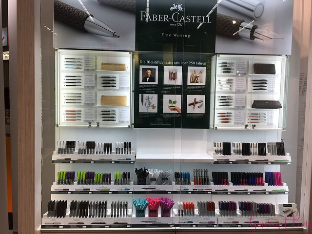 Field Trip Insights X Stationery:Trade Show @FaberCastell @InsightsExpo 4