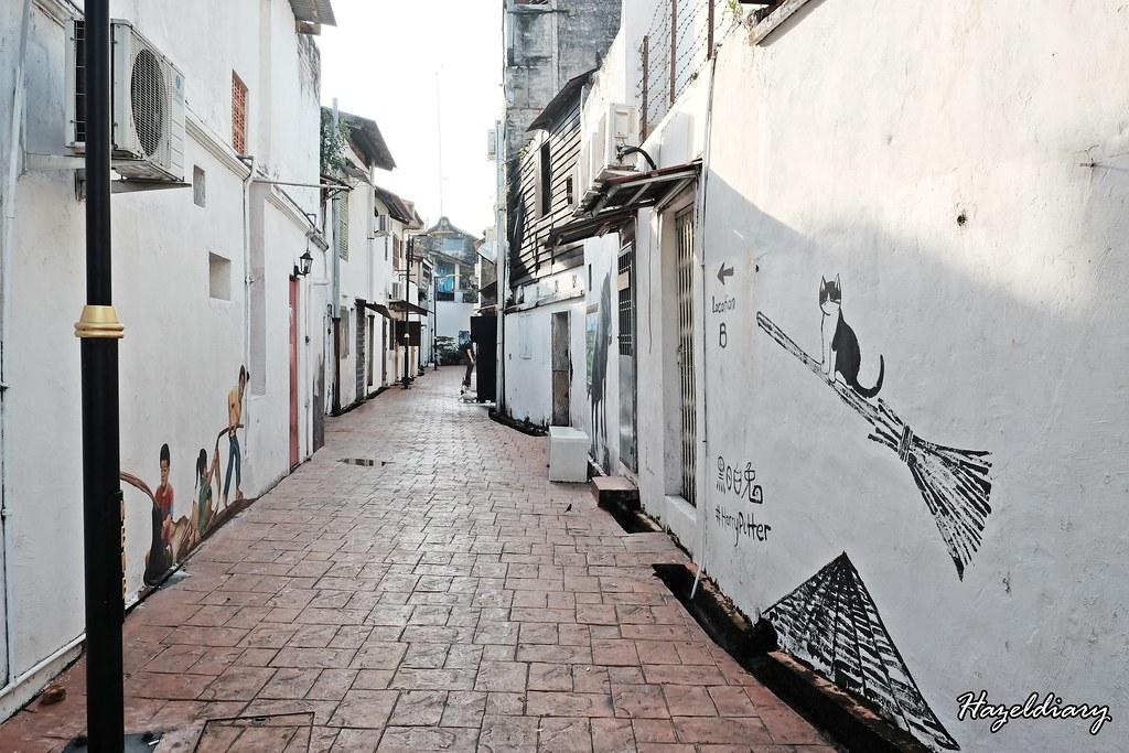 Mural Art Malacca