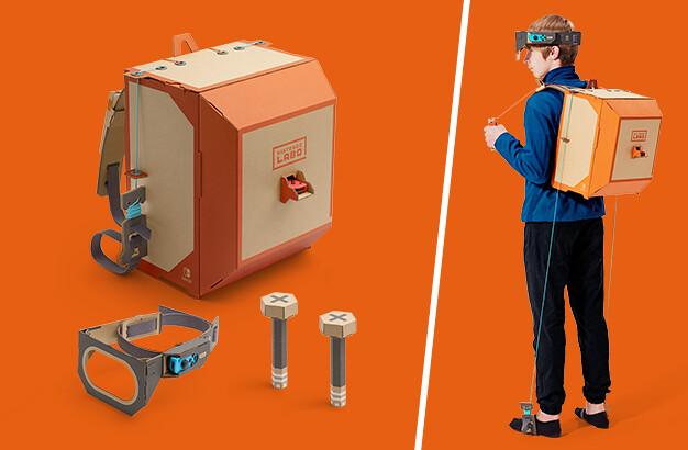 自己動手作玩具!任天堂發表新商品「Nintendo Labo(ニンテンドーラボ)」,與 Nintendo Switch 結合帶來全新遊玩體驗!