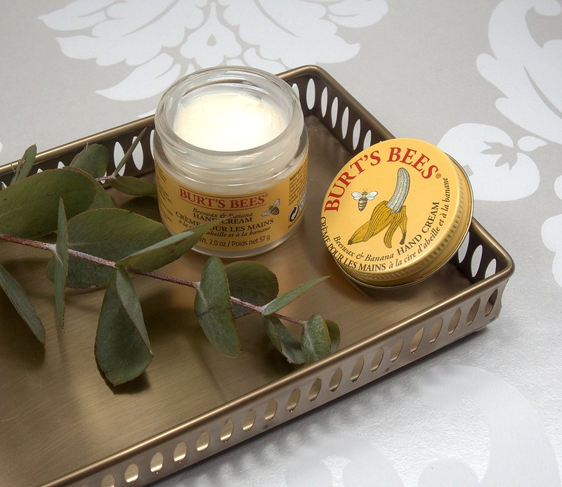 Burt´s Bees Banana Hand Cream
