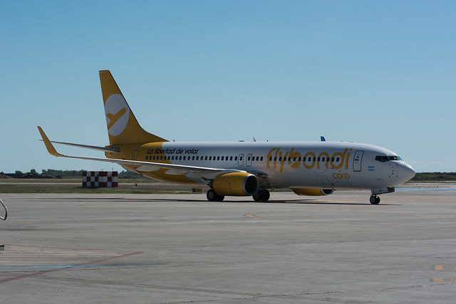 Flybondi Mendoza 1