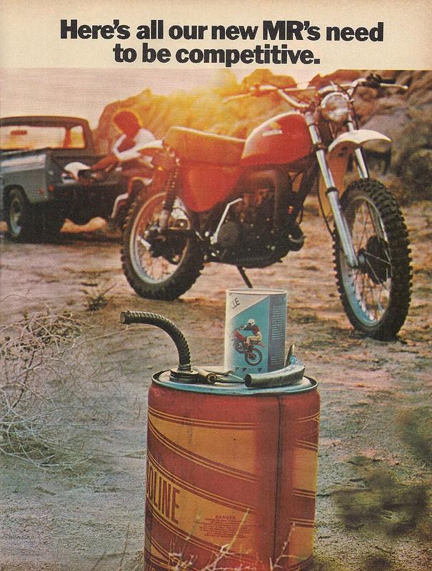 Honda MR 1976 1