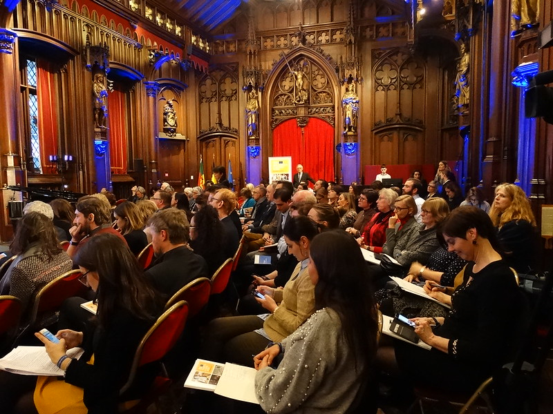 Citizens Dialogue & Launch of the European Year of Cultural Heritage 2018 in Belgium