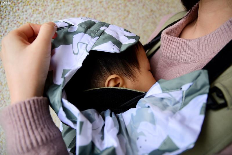 英國Caboo DXgo探索揹巾推薦嬰兒揹巾 (53)