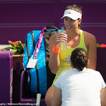 Garbine Muguruza of Spain