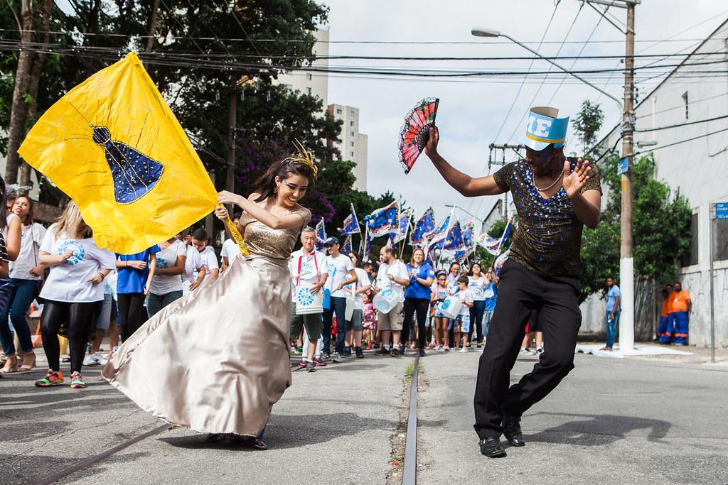 Carnaval 2018: Arsenal da Esperança e a locomotiva do Carnaval