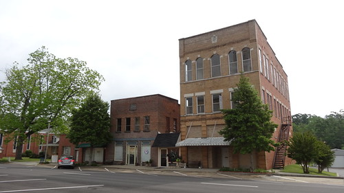 Masonic Building, Centreville, AL