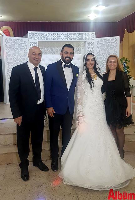 Hasan Özdemir, Alaaddin Toksöz, Neziha Özdemir, Sıdıka Özdemir