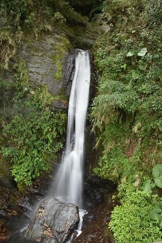 瓦拉米步道-山風橋-山風瀑布