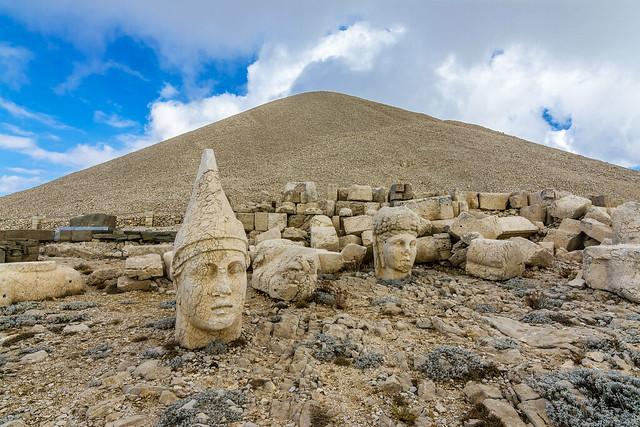 Nemrut Mountain, Turkey