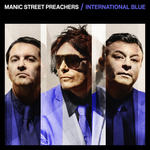Manic Street Preachers - International Blue