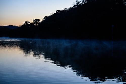 生駒市 奈良県 japan 日の出 sunrise