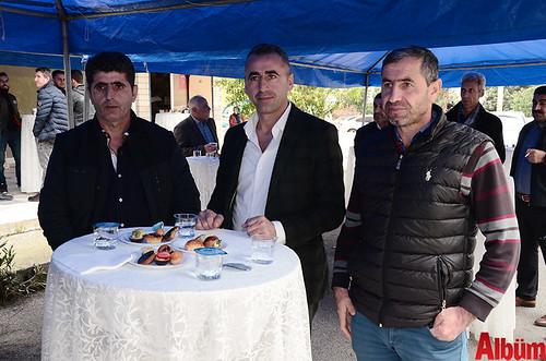 ALDODER Başkanı Seyithan Aladağ ve Asistanı Eda Yılmaz