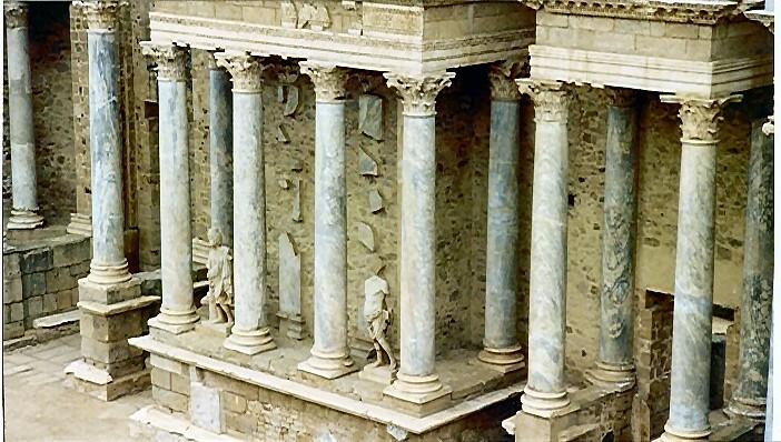 Merida amphitheatre