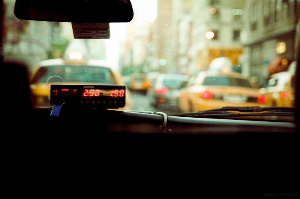 korean-taxi