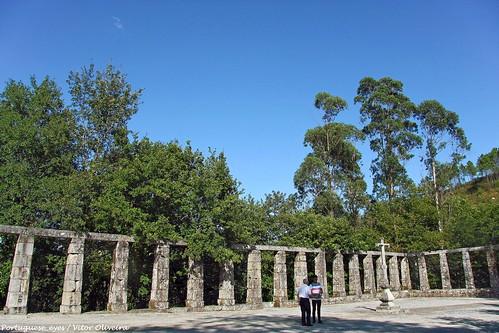 Aqueduto do Convento de São Cristóvão de Lafões - Portugal 🇵🇹