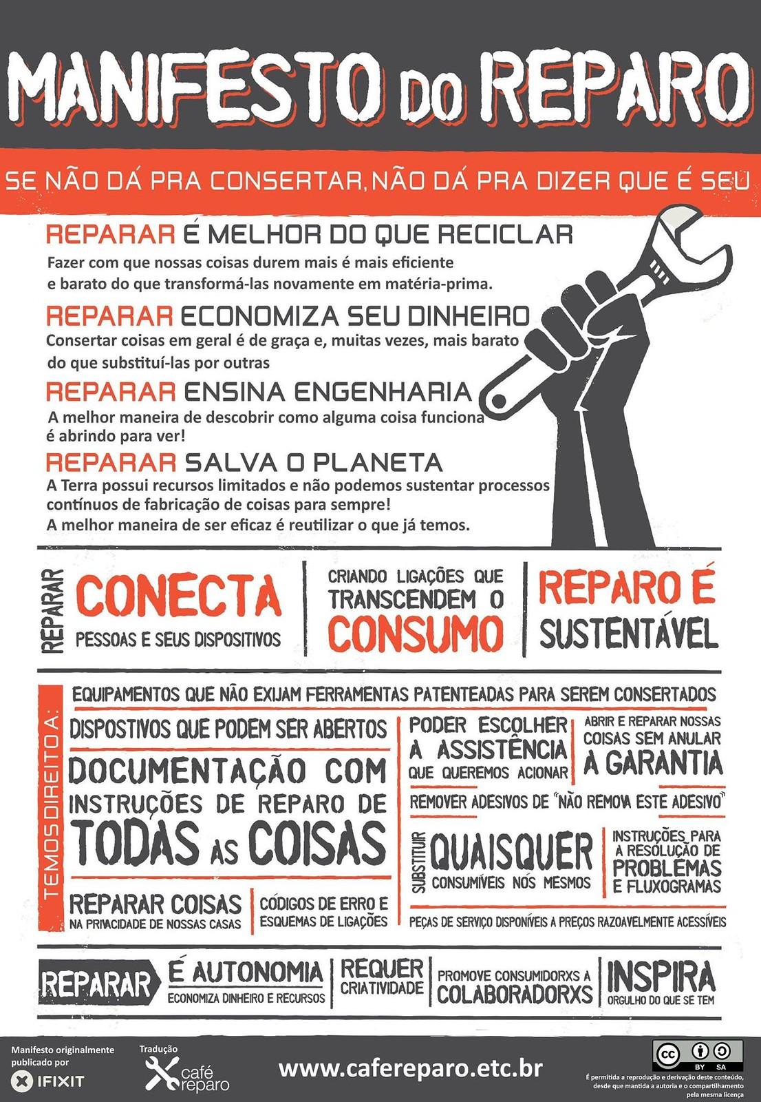 Manifesto Reparo