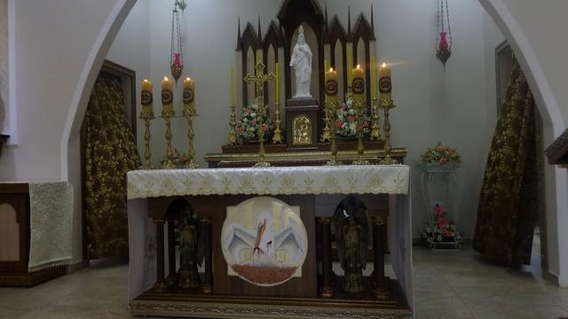 Celebrações de Natal no Noviciado São Damião em Corbélia/PR